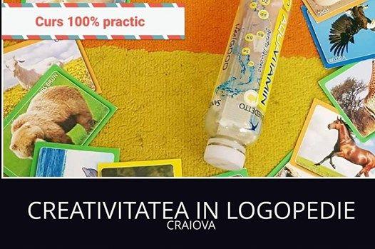 Creativitatea In Logopedie-Craiova