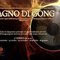 Bagno di Gong e Campane Tibetane
