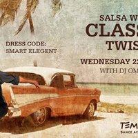 Salsa with Classic twist