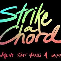 Strike a Chord - Entertainment that makes a difference