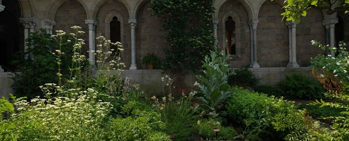 Garden Day at The Met Cloisters