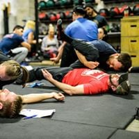 Bulletproof Workshop at CrossFit East Providence