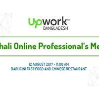 Noakhali Online Professionals Meetup - Upwork Bangladesh