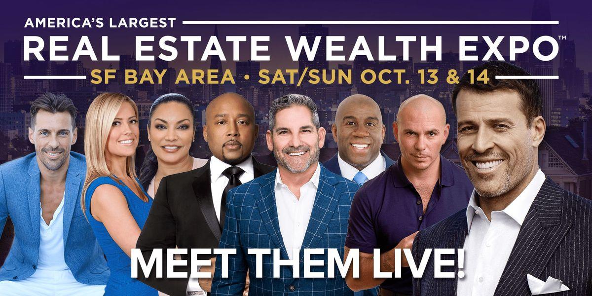 Real Estate & Wealth Expo feat. Tony Robbins Madison Hildebrand & Egypt Sherrod