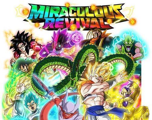 Dragon Ball Super - Miraculous Revival Shop Tournament