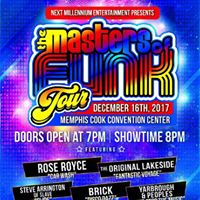 The Master of Funk Tour
