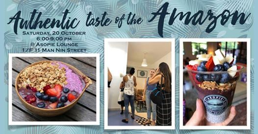 Asopie Events Taste of the Amazon Part 2