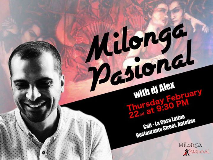 Milonga Pasional - Beirut Tango Abrazo Pre-Marathon Milonga