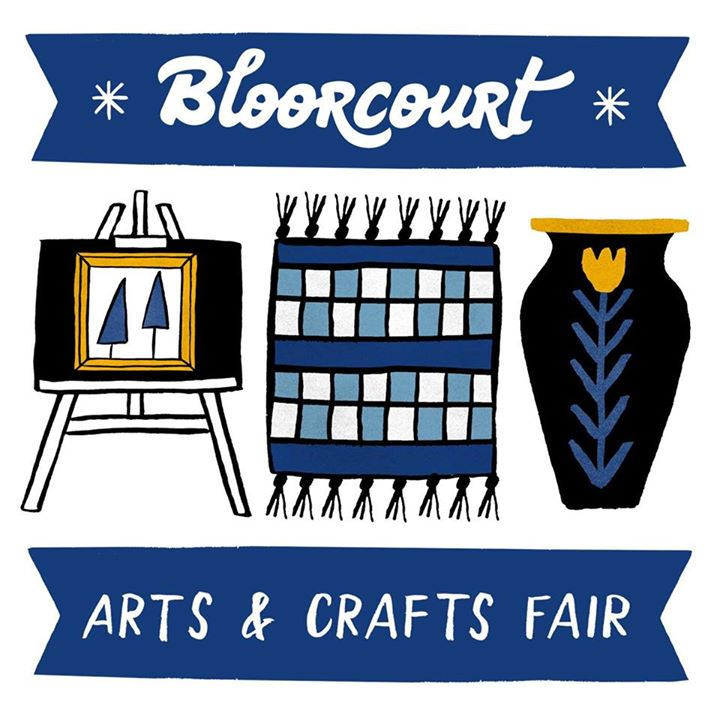 Bloorcourt arts and crafts street fair at bloorcourt for Arts and crafts festival