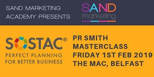 PR Smiths SOSTAC Masterclass - Create the Perfect Marketing Plan
