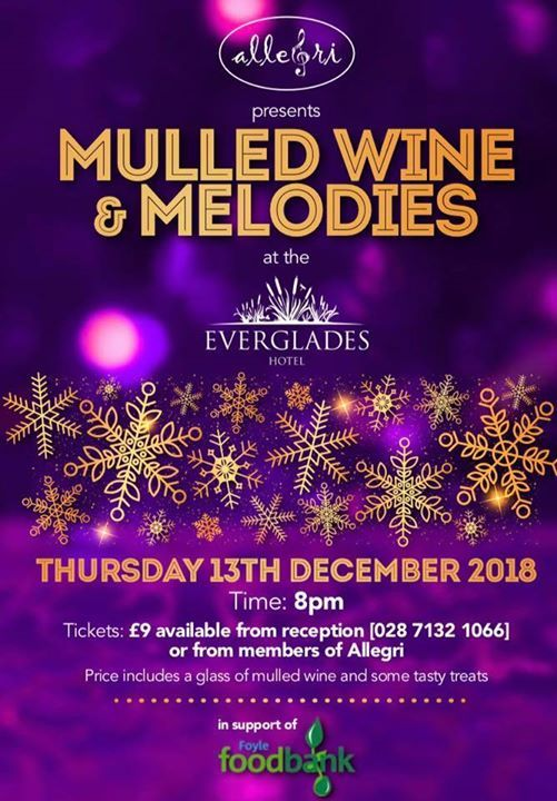 Mulled Wine & Melodies