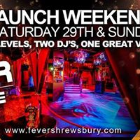 Bank Holiday Weekend - Grand Opening Fever &amp Boutique Shrewsbury