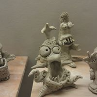 Holiday Clay Workshop 12