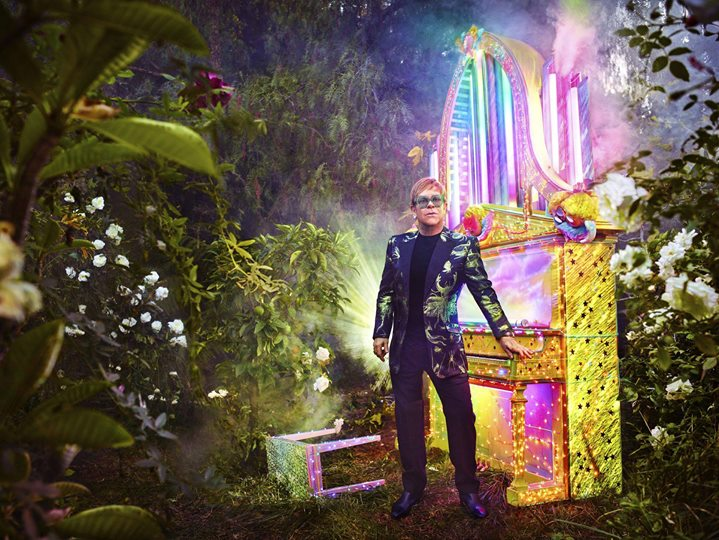 Elton John in Albany at Times Union Center 03.01.2019