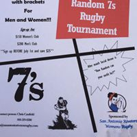 Random 7s Rugby Tournament