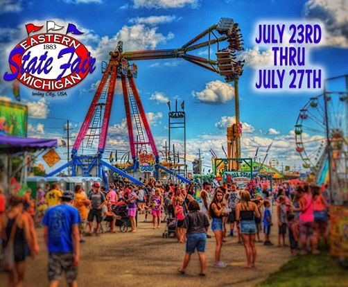 Experience the 2019 Eastern Michigan State Fair