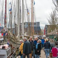 Bonte Markt Vlootdag Harlingen
