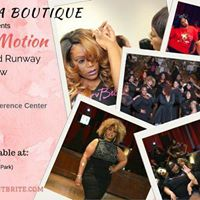 Curvz In Motion Fashion And Runway Show