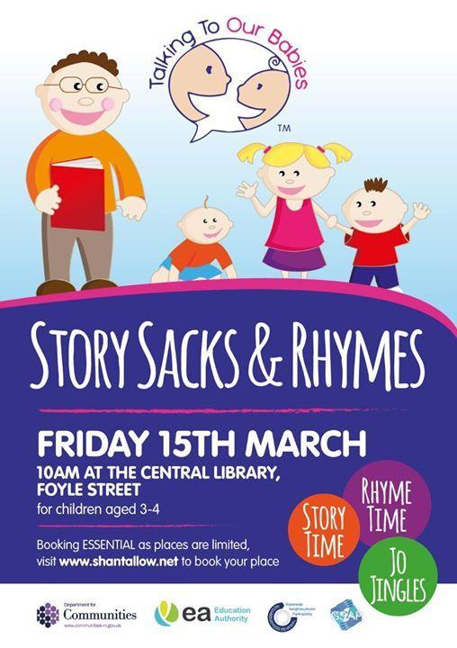 Story Sacks & Rhymes