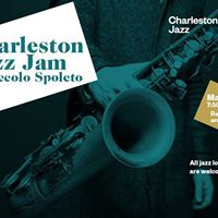 Charleston Jazz Jam at Piccolo Spoleto