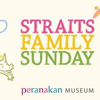 Straits Family Sunday Tahun Baru Baju Baru