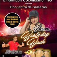 Rumbon Colombiano N.G Encuentro De Salseros Domingo 8 De Octubre