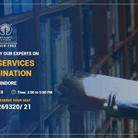 UPSC Workshop in Indore for Civil Services Aspirants