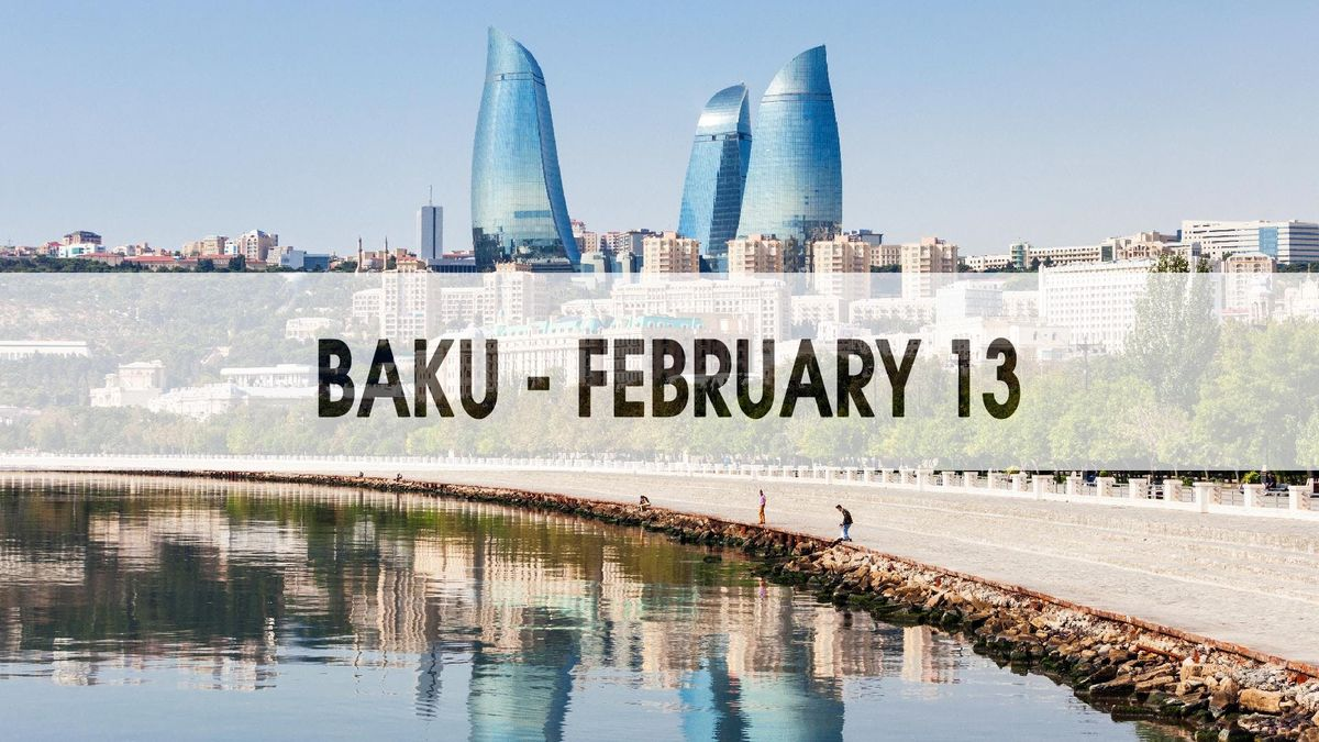 One-to-One MBA Event in Baku