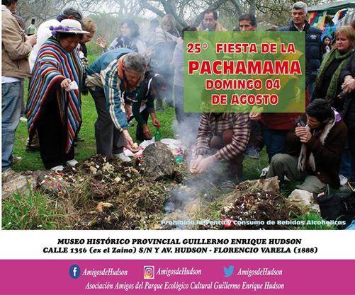 25 Fiesta de la Pachamama