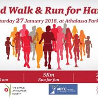 2nd Walk &amp Run for Hara