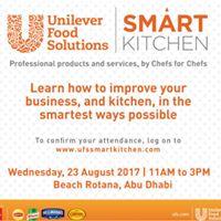UFS Smart Kitchen
