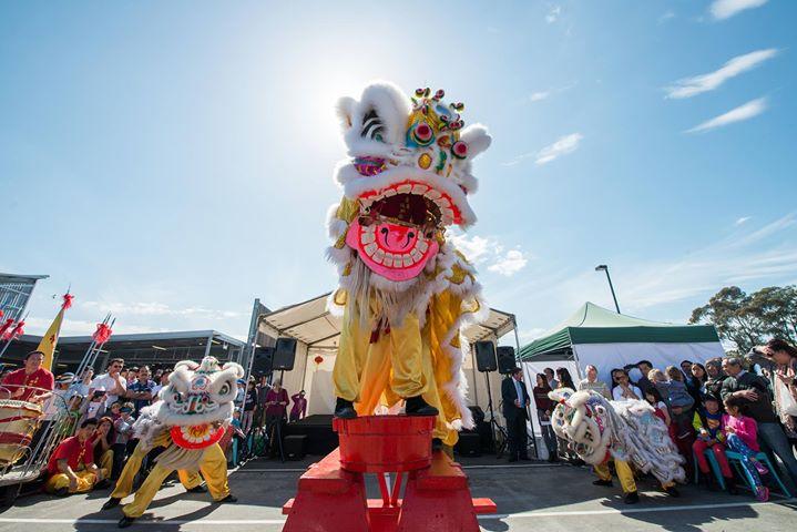 Kết quả hình ảnh cho Dandenong Market Lunar New Year Festival