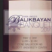 FASAs Balikbayan Banquet