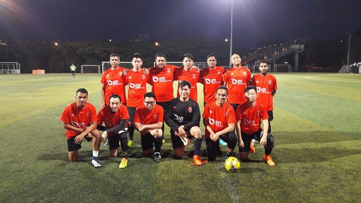 Simei United SC Vs Spurs SC