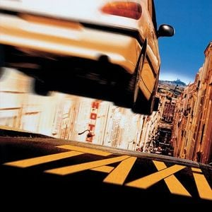 Hive Film Club Taxi-1 (1998)  World Cinema Spotlight