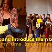 Webheath Young Baby Class