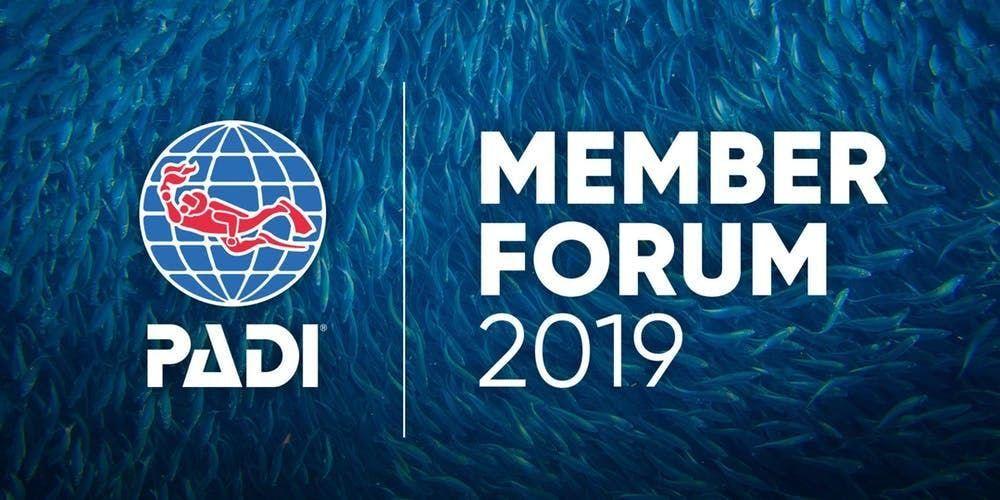 PADI Member Forum stanbul (Profesyonel yeler Toplants)