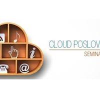 Info seminar - Novi pravci razvoja i Cloud Poslovni Programi