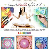 Yuma Mandala Workshop - Celebrating the feminine