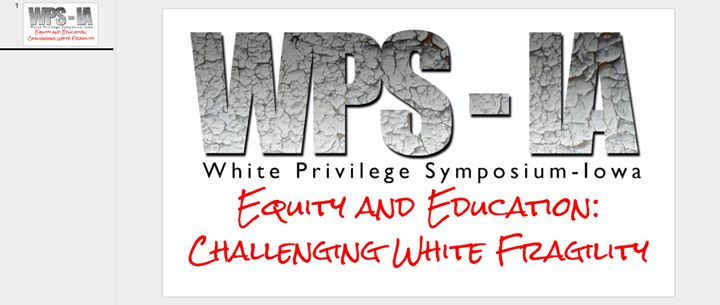 white privilege in education