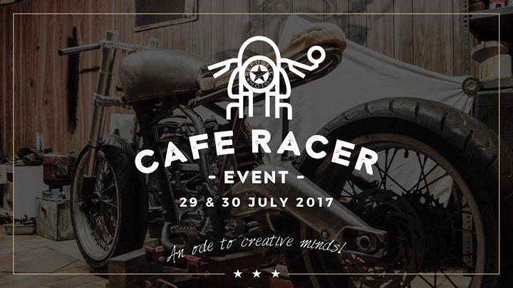 CAFE RACER EVENT - 29 & 30 July