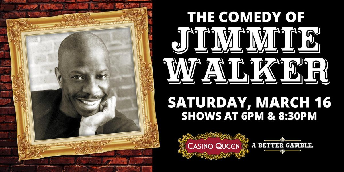 The Comedy of Jimmie Walker