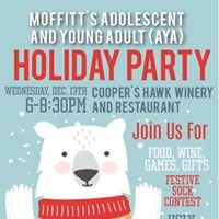 Moffitts Adolescent and Young Adult (AYA) Holiday Party