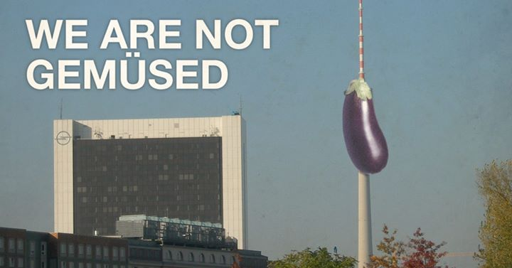 We Are Not Gemsed - Eggplant Tower