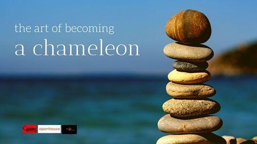 Chameleon  the art of becoming