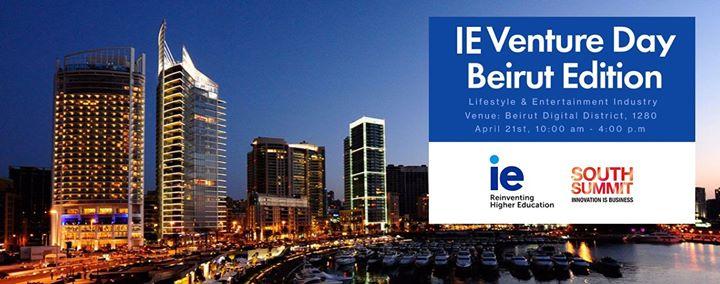 IE Venture Day Beirut