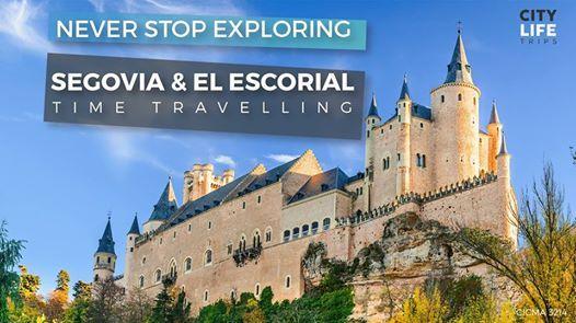 Segovia & El Escorial 1 - Time Travelling