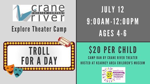 Troll for a Day - Explore Theater Camp