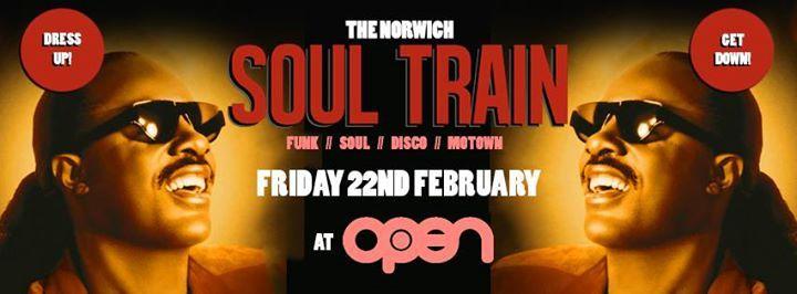 The Norwich Soul Train
