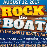 Rock the Boat - Shelly Rastin Party Boat Cruise